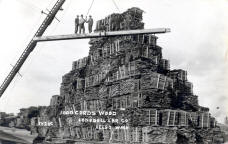 1000 Cords of Wood, Longbell Lumber Co., Kelso, Washington