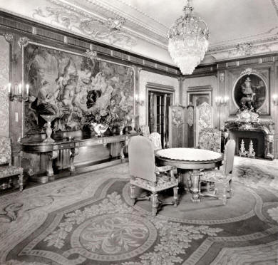 Louis XIV Dining Room, 1912